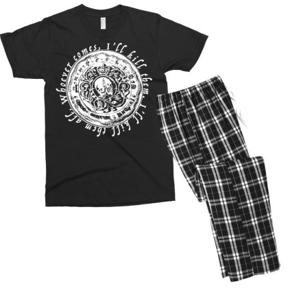 John Wick Blood Oath Men's T-shirt Pajama Set Designed By G3ry