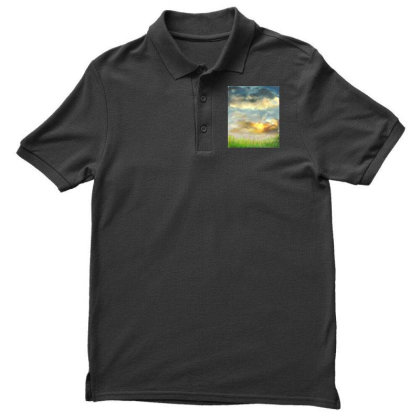 Beyond The Truth And Lies Men's Polo Shirt Designed By Sufiyan67