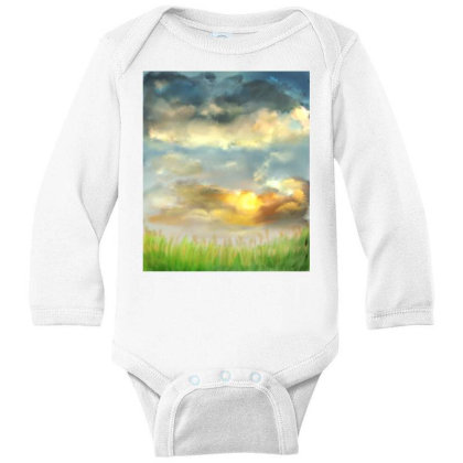 Beyond The Truth And Lies Long Sleeve Baby Bodysuit Designed By Sufiyan67