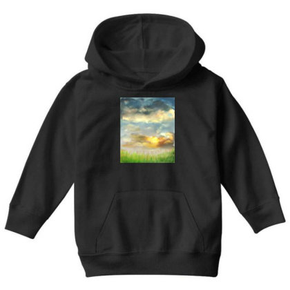 Beyond The Truth And Lies Youth Hoodie Designed By Sufiyan67