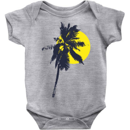 Sun Rise T Shirt Baby Bodysuit Designed By V8 Visuals