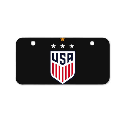 Uswnt Bicycle License Plate Designed By Star Store