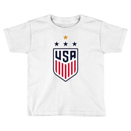Uswnt Toddler T-shirt Designed By Star Store