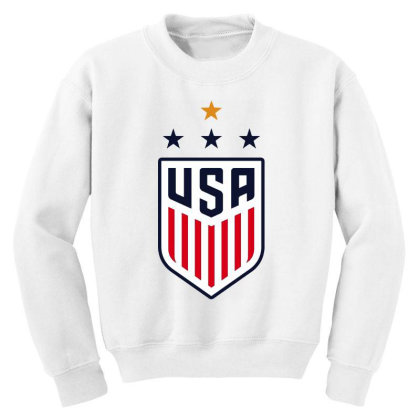 Uswnt Youth Sweatshirt Designed By Star Store