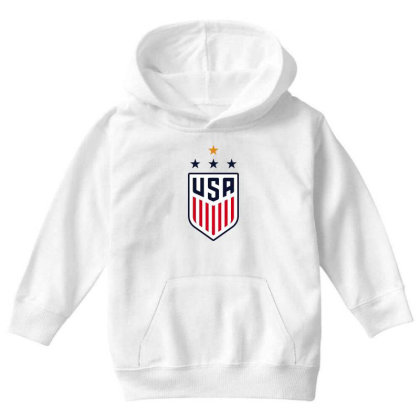 Uswnt Youth Hoodie Designed By Star Store