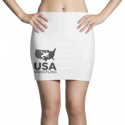 Usa Wrestling Vintage Dark Mini Skirts Designed By Star Store