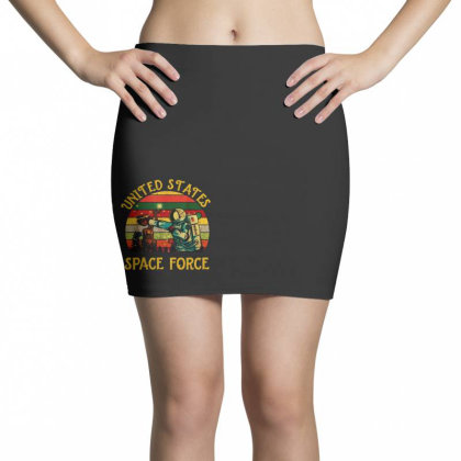 United States Space Force Vintage Mini Skirts Designed By Star Store
