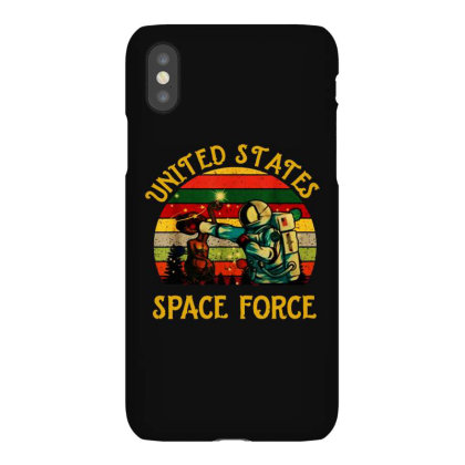 United States Space Force Vintage Iphonex Case Designed By Star Store