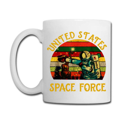 United States Space Force Vintage Coffee Mug Designed By Star Store