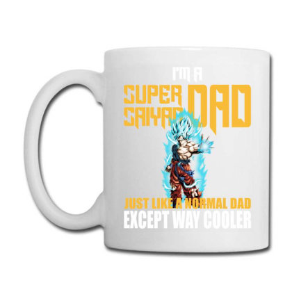 Dragon Ball Super Saiyan Dad Coffee Mug Designed By Viral Style