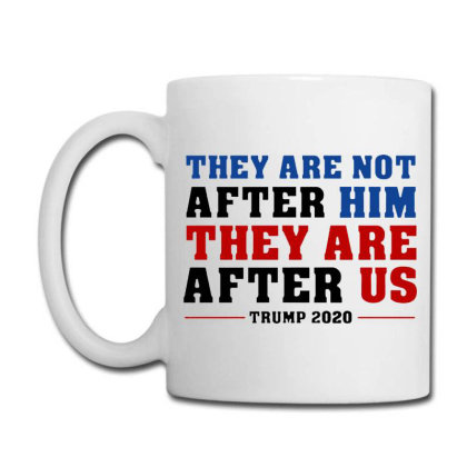 They Are Not After Me Impeachment Trump Coffee Mug Designed By Star Store