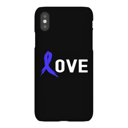 Love - Colon Cancer Iphonex Case Designed By Viral Style
