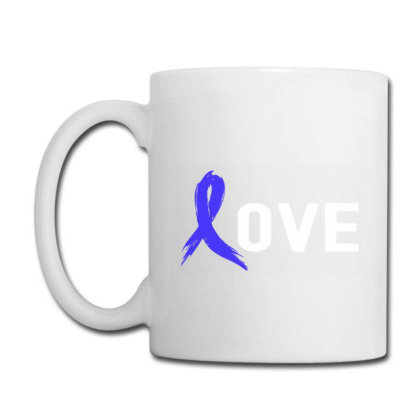 Love - Colon Cancer Coffee Mug Designed By Viral Style