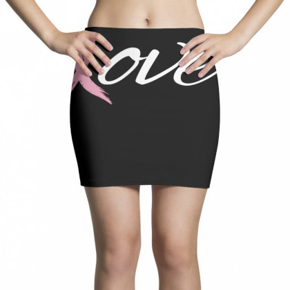 Breast Cancer Awareness Mini Skirts Designed By Black Box