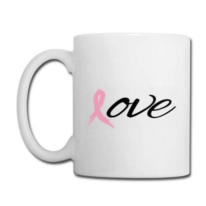 Breast Cancer Awareness - Love Coffee Mug Designed By Black Box