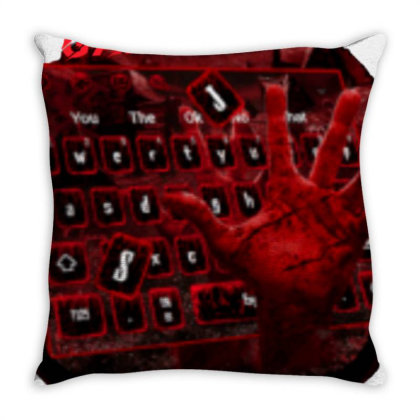 Game Over Throw Pillow Designed By Killer Artist