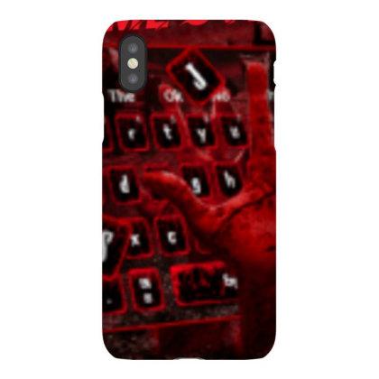 Game Over Iphonex Case Designed By Killer Artist