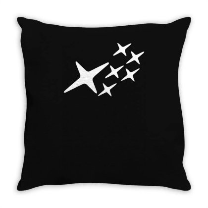 Wrx Stars Throw Pillow Designed By Lyly