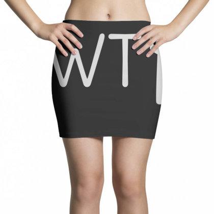 Wtf Fork Mini Skirts Designed By Lyly