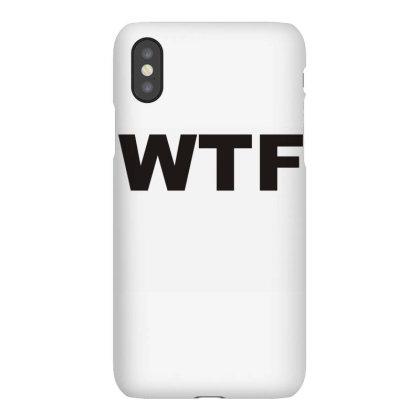 Wtf Iphonex Case Designed By Lyly