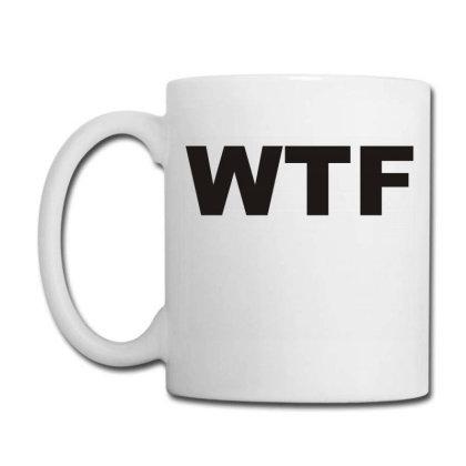 Wtf Coffee Mug Designed By Lyly