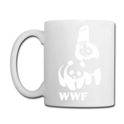 Wwf Funny Panda Bear Funny Banksy Wrestling Coffee Mug Designed By Lyly
