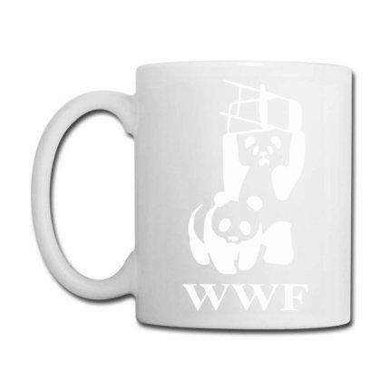 Wwf Panda   Mens Funny Coffee Mug Designed By Lyly