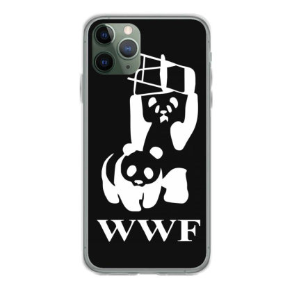 Wwf Panda   Mens Funny Iphone 11 Pro Case Designed By Lyly
