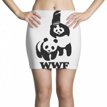 Wwf Panda Mini Skirts Designed By Lyly
