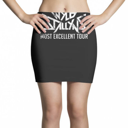 Wyld Stallyns Excellent Tour Mini Skirts Designed By Lyly