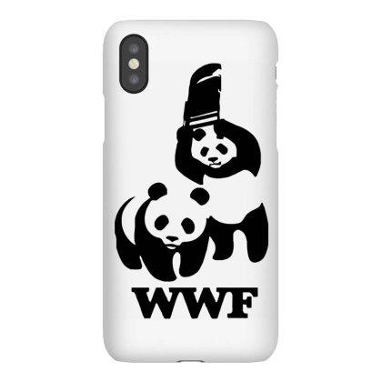 Wwf Panda Iphonex Case Designed By Lyly