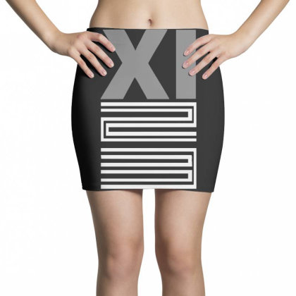 Xi Bred Mini Skirts Designed By Lyly
