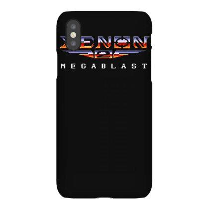 Xenon 2 Megablast Gaming Iphonex Case Designed By Lyly