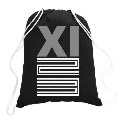 Xi Bred Drawstring Bags Designed By Lyly