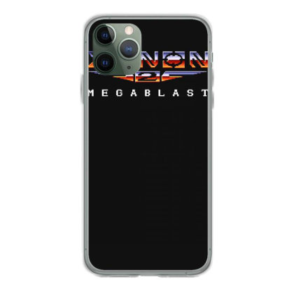 Xenon 2 Megablast Gaming Iphone 11 Pro Case Designed By Lyly