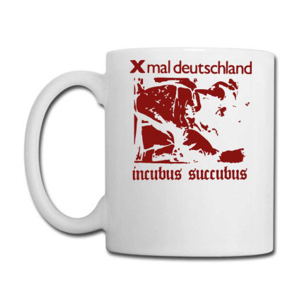 Xmal Deutschland Incubus Succubus Gothic Rock Band Coffee Mug Designed By Lyly