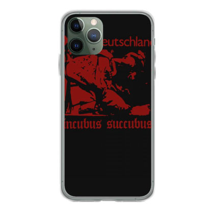Xmal Deutschland Incubus Succubus Gothic Rock Band Iphone 11 Pro Case Designed By Lyly