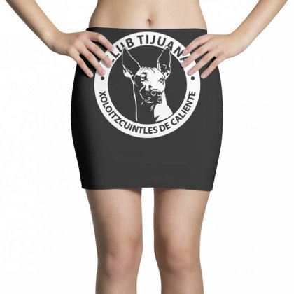 Xolos De Tijuana Mexico Futbol Soccer Mini Skirts Designed By Lyly