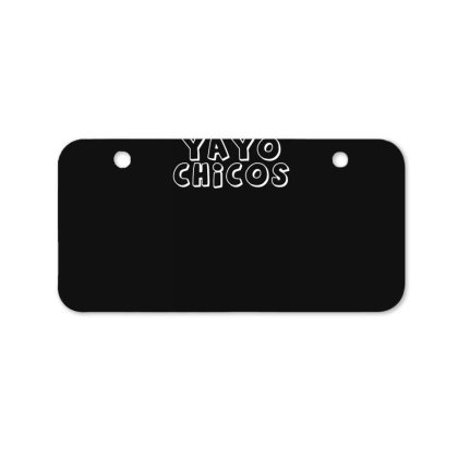 Yayo Chicos Coke Bicycle License Plate Designed By Lyly