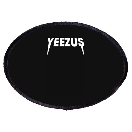 Yeezus Oval Patch Designed By Lyly