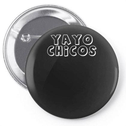 Yayo Chicos Coke Pin-back Button Designed By Lyly