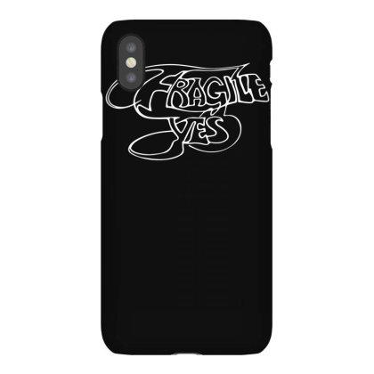 Yes Fragile Graffiti Iphonex Case Designed By Lyly