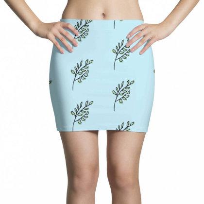 Leaf Design Mini Skirts Designed By Dineshoram6041