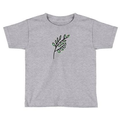Leaf Design Toddler T-shirt Designed By Dineshoram6041