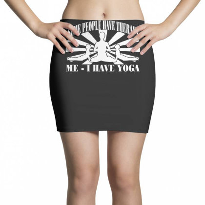 Yoga Inspired Mini Skirts Designed By Lyly