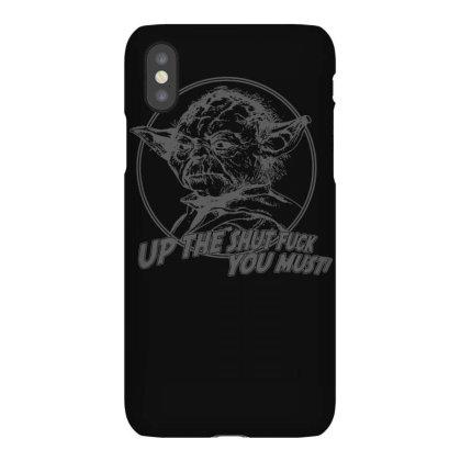 Yoda Funny Slogan Retro Movie Iphonex Case Designed By Lyly