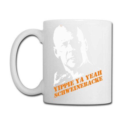 Yippie Ya Yeah Schweinebacke Die Hard Coffee Mug Designed By Lyly