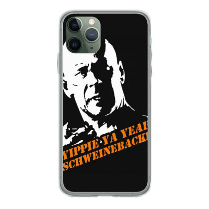 Yippie Ya Yeah Schweinebacke Die Hard Iphone 11 Pro Case Designed By Lyly