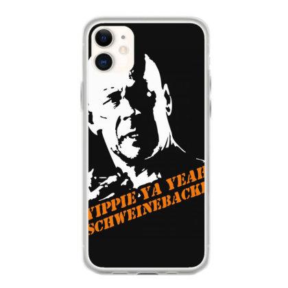 Yippie Ya Yeah Schweinebacke Die Hard Iphone 11 Case Designed By Lyly