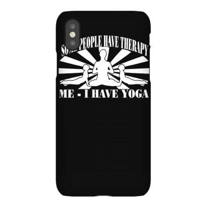 Yoga Inspired Iphonex Case Designed By Lyly
